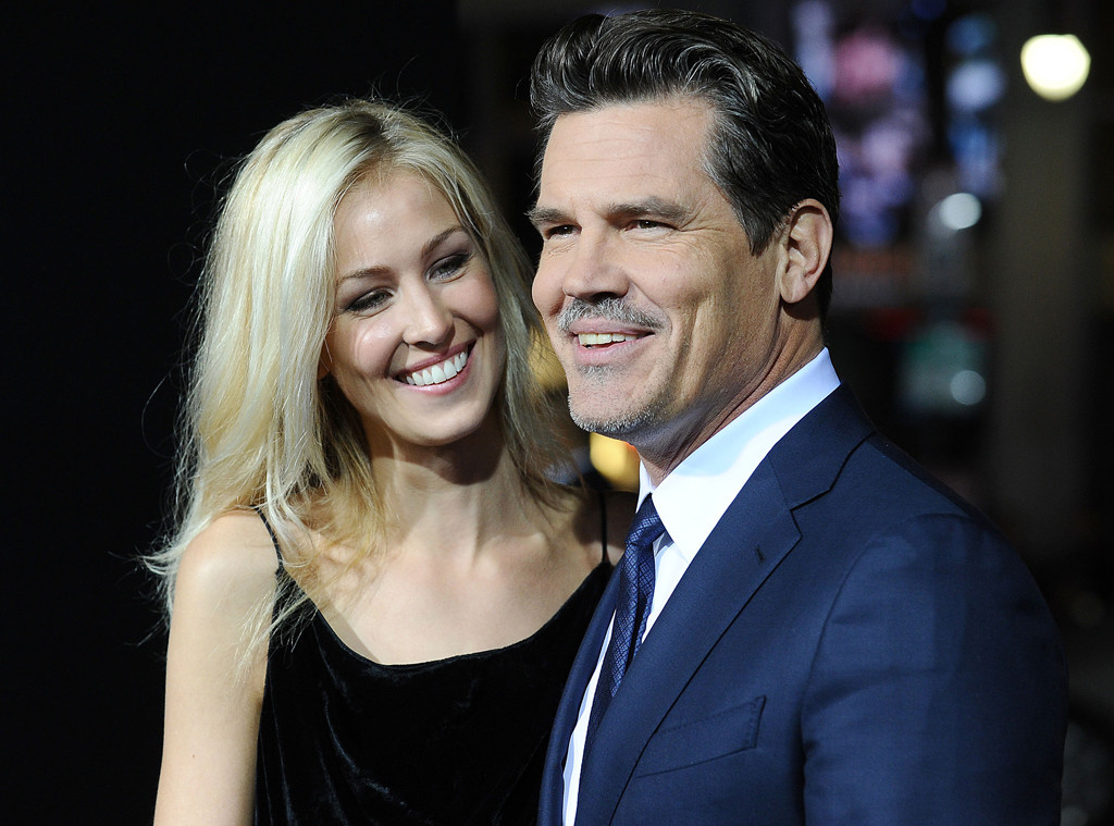 Josh Brolin and Kathryn Boyd wedding
