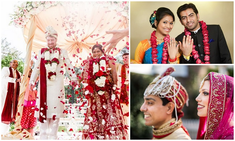 NRI Fusion Wedding ideas - 123WeddingCards