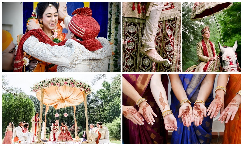 NRI Fusion Weddings- 123WeddingCards