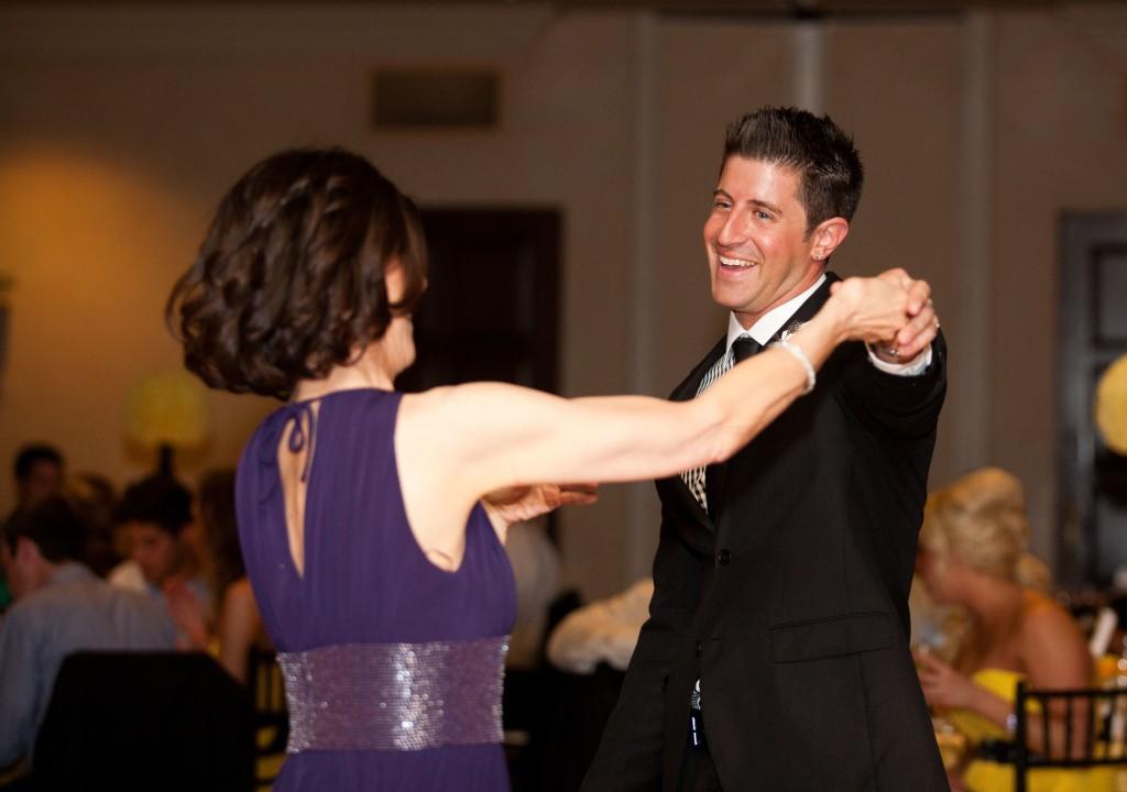 Mother Son Wedding Dance - 123WeddingCards