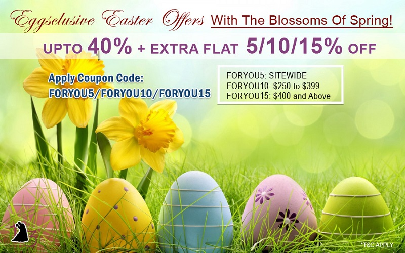 Spring and Easter Offers