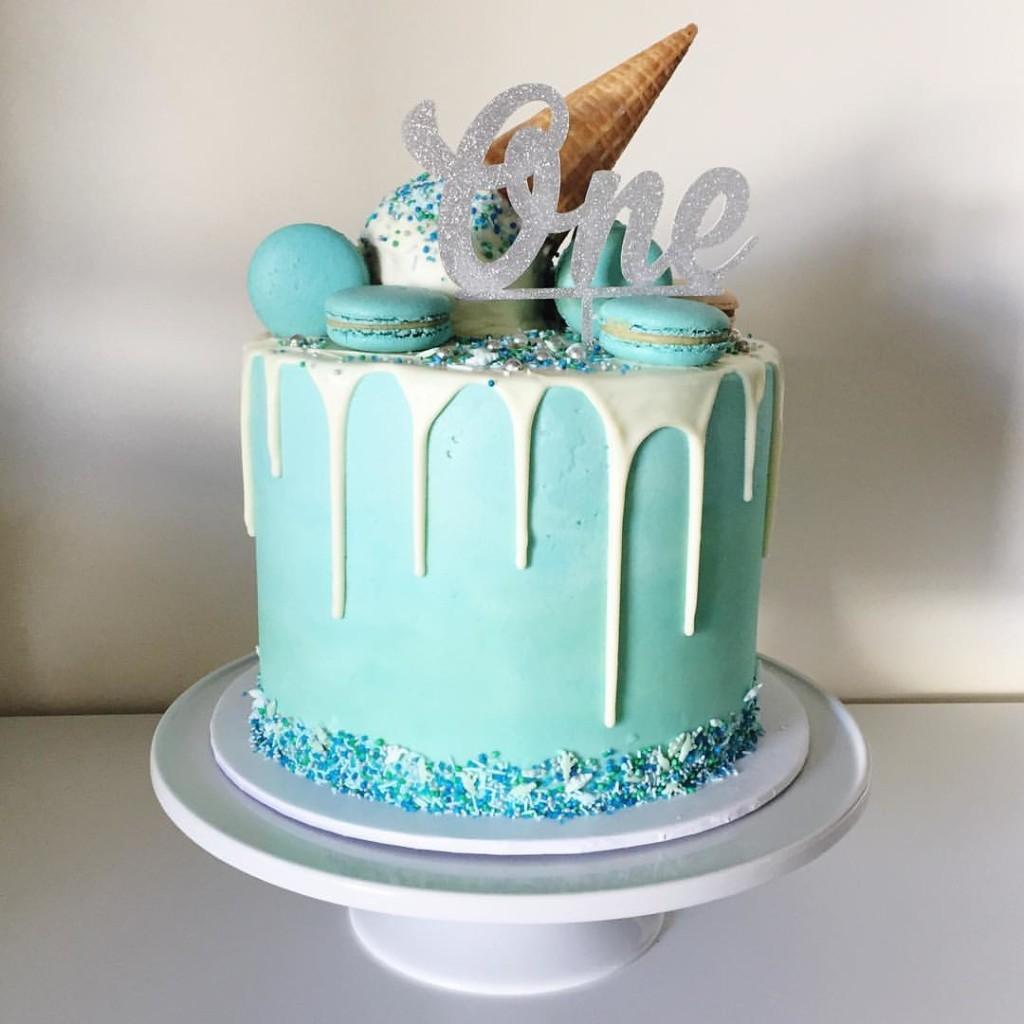 amazing melted ice cream cake - 123WeddingCards