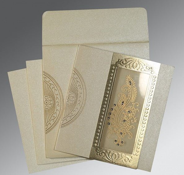 Muslim wedding cards - I-8230O - 123WeddingCards