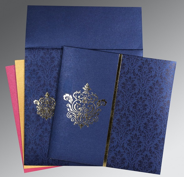 Wedding Invitation Designs - IN -1503 - 123WeddingCards