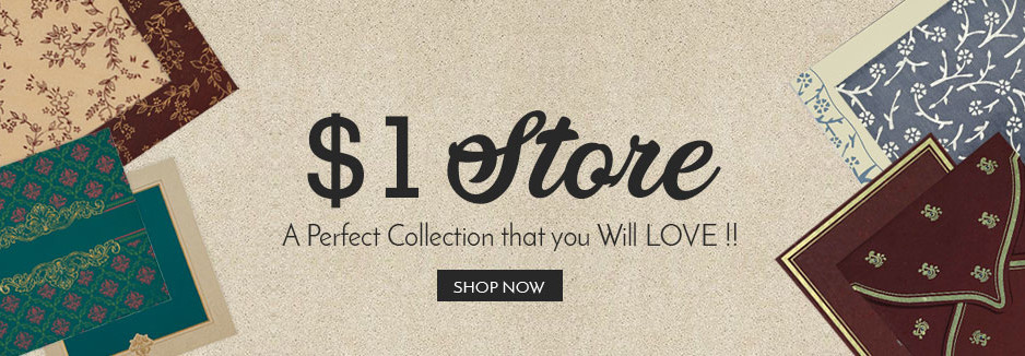 $1-Store Cheap Wedding Invitations-123WeddingCards