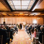 Theatrical Jewish wedding traditions