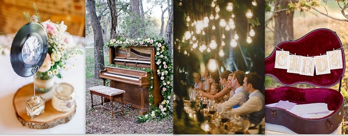 Wedding Ideas for Music Lovers - 123WeddingCards