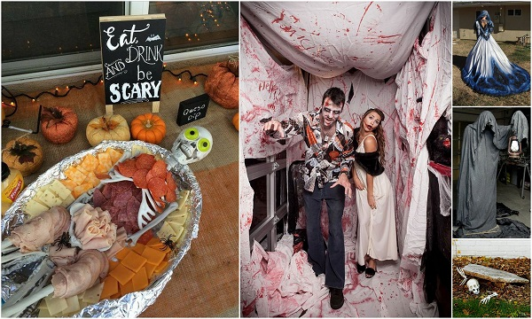 haloween wedding ideas by 123WeddingCards