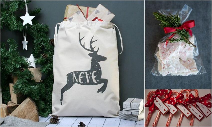 Christmas Wedding favors idea - 123WeddingCards