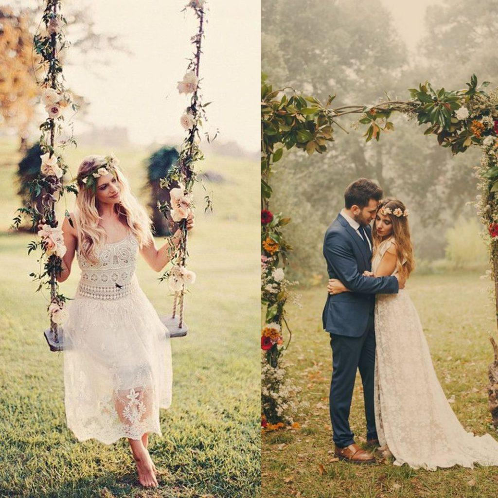 Old Bohemian wedding Style- 123WeddingCards