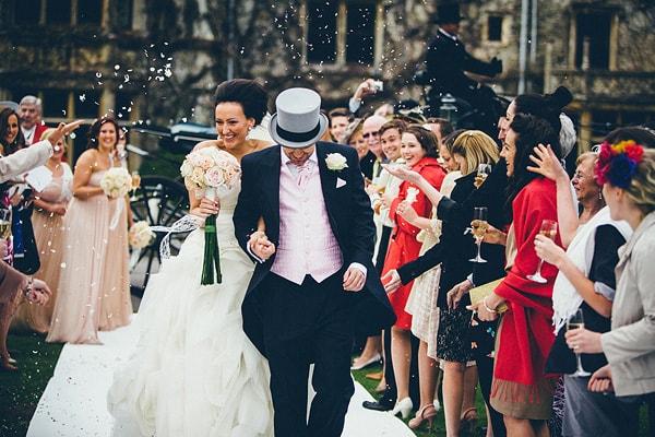 Wedding Traditions in UK- 123WeddingCards