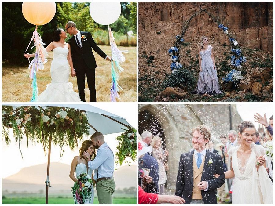 Prop ideas for wedding photos - 123WeddingCards