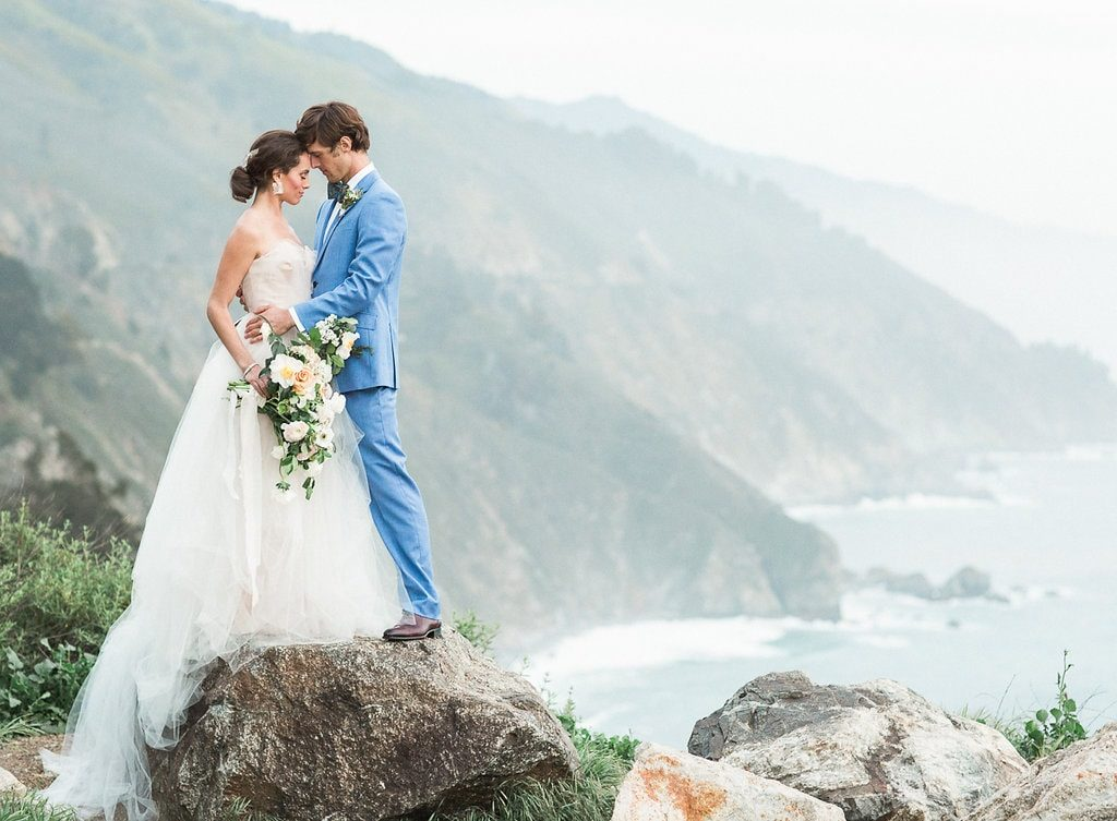 Use of Natural Elements for Wedding Photos_2