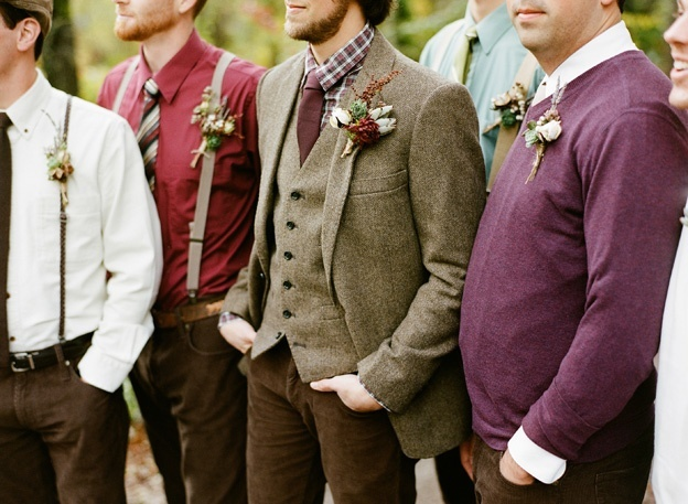 Winter sweaters ideas for grooms - 123WeddingCards