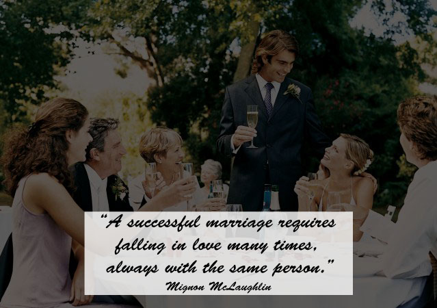 Great Quotes to Use as Wedding Toast 1 - 123WeddingCards