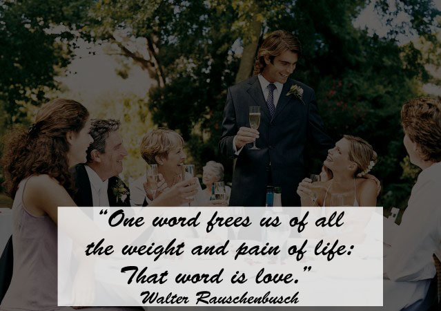Great Quotes to Use as Wedding Toast 8 - 123WeddingCards
