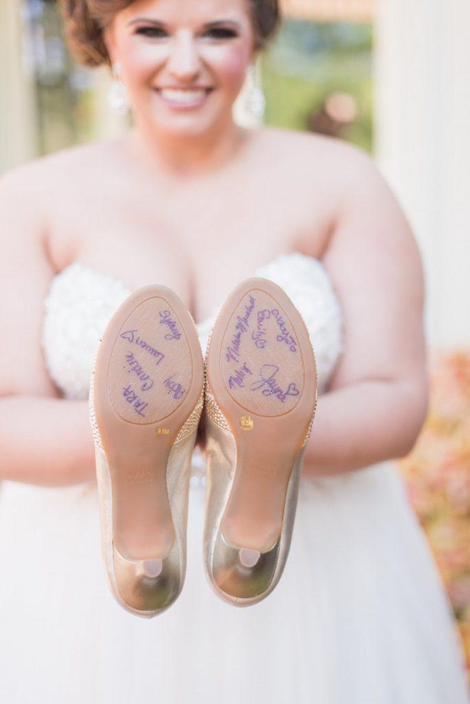 Involve the bridesmaid party - 123WeddingCards