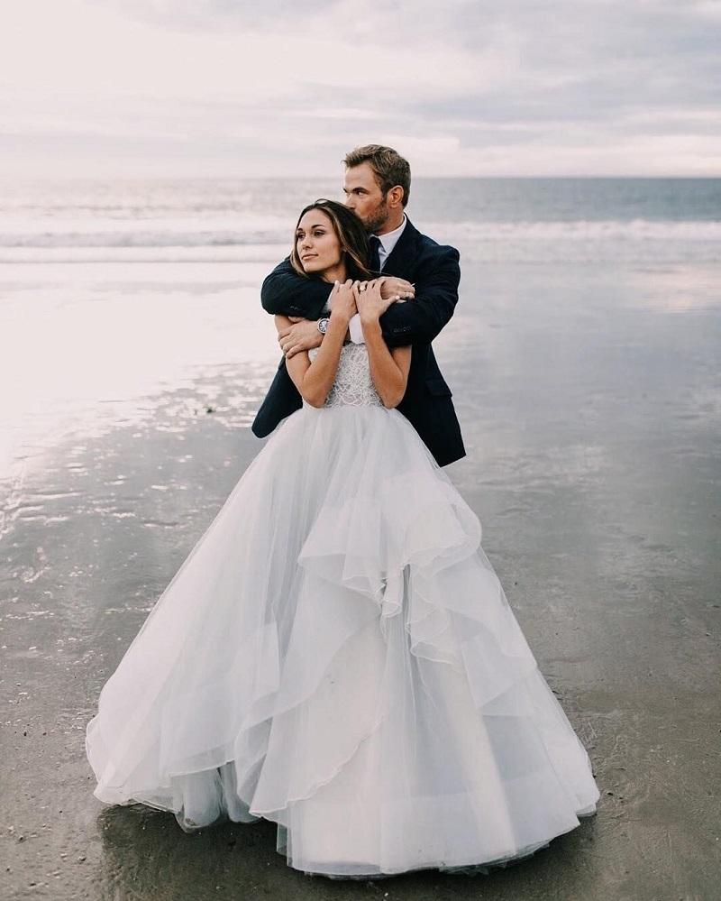 Kellan Lutz & Brittany Gonzales