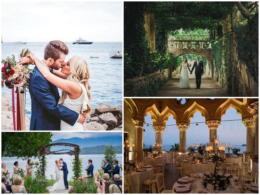 wedding destinations Italy suggest by 123WeddingCards