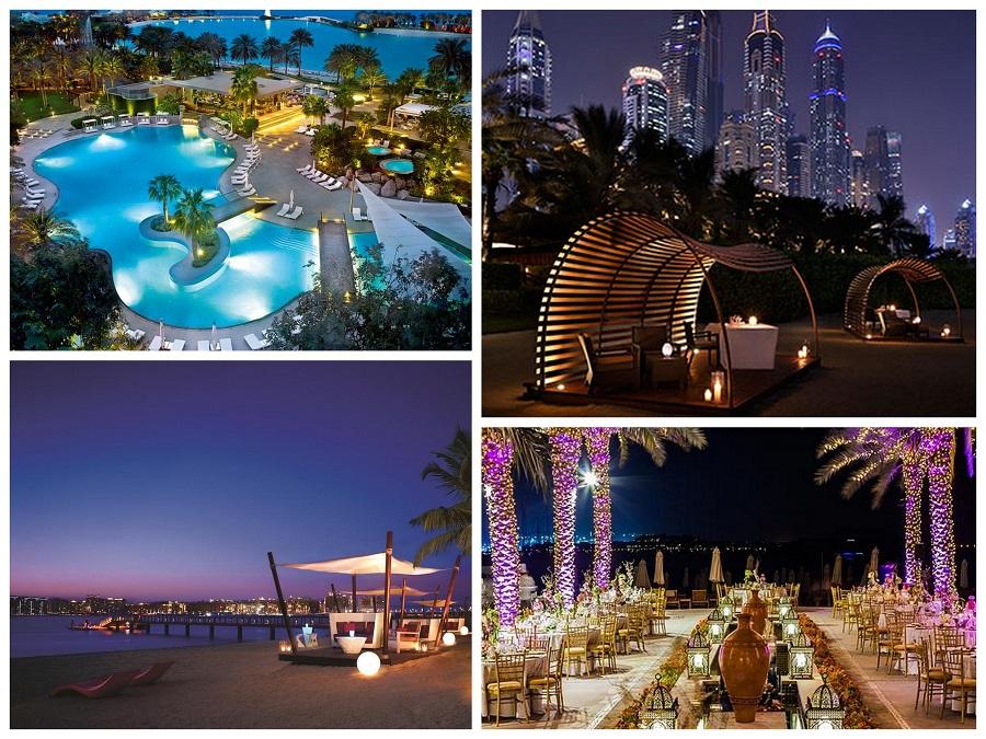 wedding destinations UAE suggest by 123WeddingCards