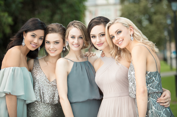 Who will be your bridesmaid
