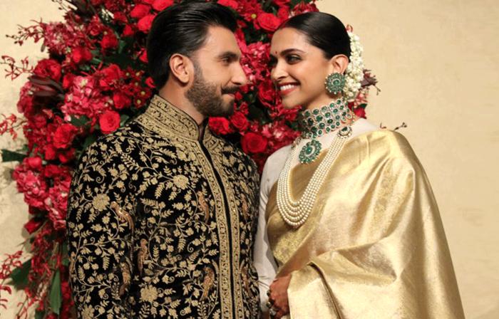 DeepVeer Ranveer Singh weds Deepika Padukone