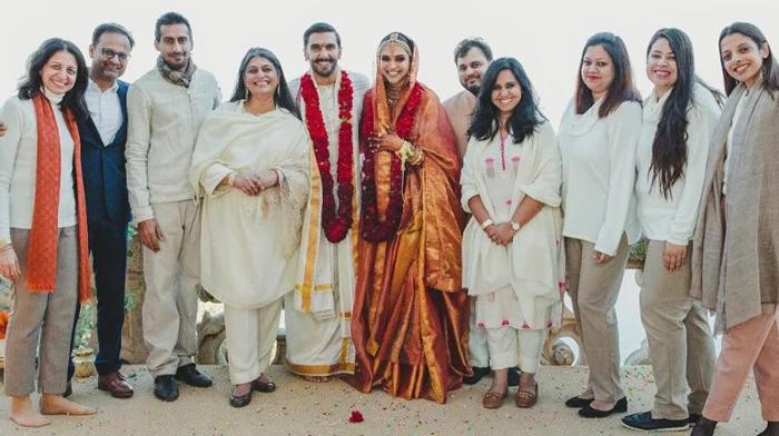 Deepika Padukone weds Ranveer Singh wedding