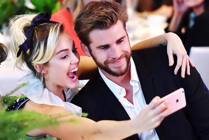 Miley Cyrus weds Liam Hemsworth