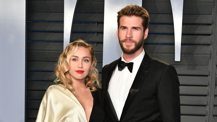 miley weds hemsworth