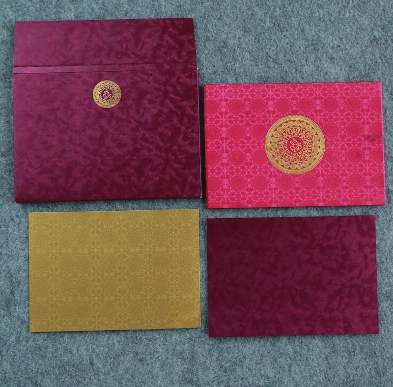 Crazy Rich Asians-Wedding Invitaion Cards (123WeddingCards)