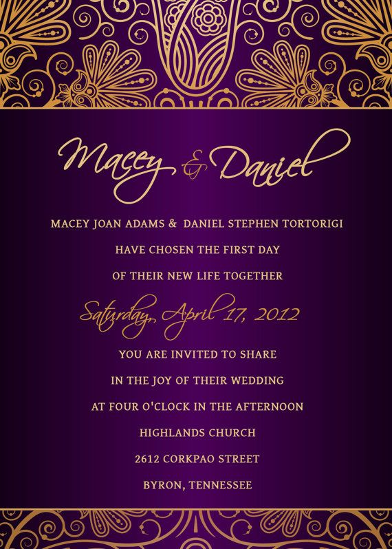 Crazy Rich Asians-Wedding Invitation(123WeddingCards)