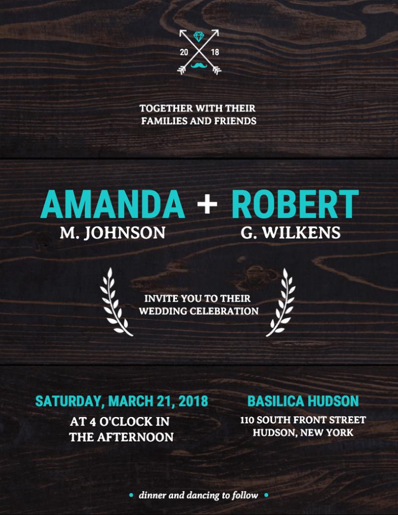 Hitch-Wedding Invitation-123WeddingCards