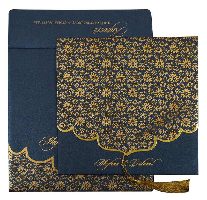 The Proposal-Wedding Invitation Cards(123WeddingCards)