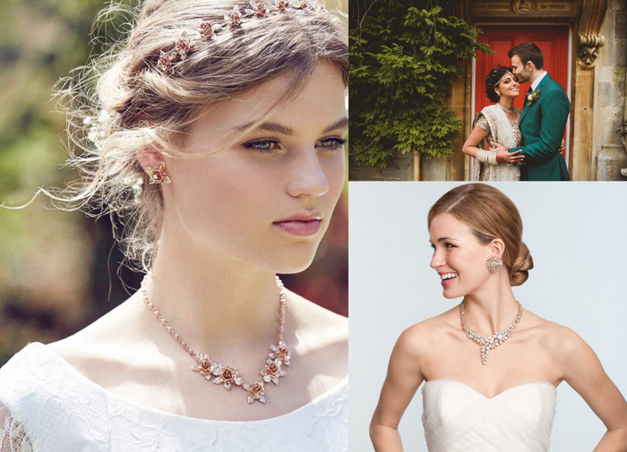 Bridal Jewellery for the Enticing Gem that You Are