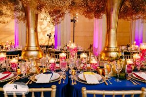 Bold is Gold, Tips to Use Bold Colors in Your Wedding