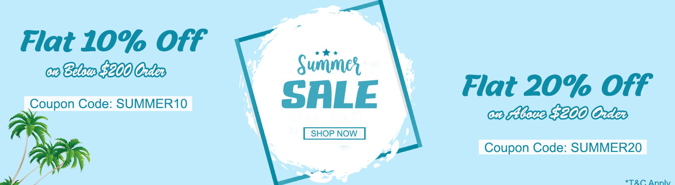 Summer Sale, Flat 10% and 20% Off on Wedding Invitation Cards at 123WeddingCards