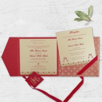 Uniquely Designed Wedding Invitations to Astound Your Guestlist