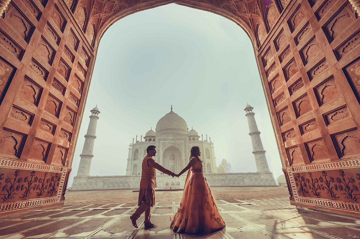 The Epitome of Love – Taj Mahal, Agra