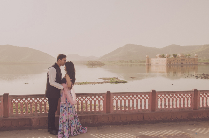 The Pristine and The Pure – Jal Mahal, Jaipur