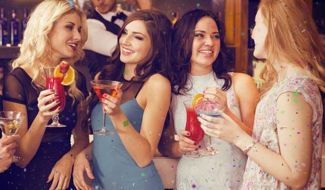 hen party cocktail ideas