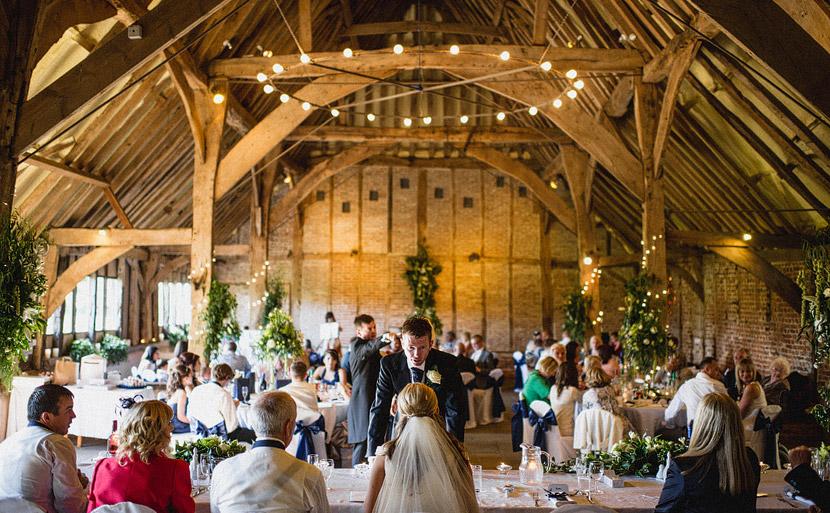 A glorious wedding venue