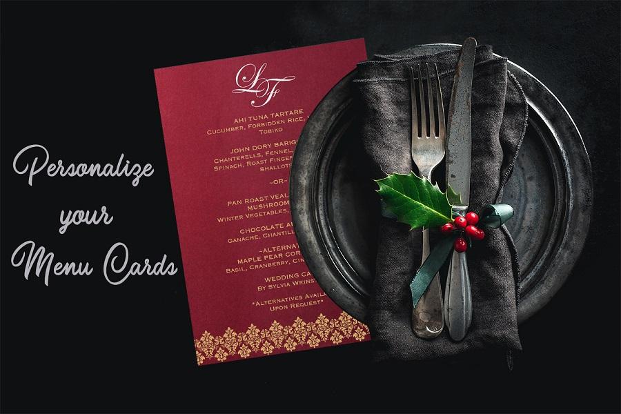 Custom wedding invitation cards - 123WeddingCards