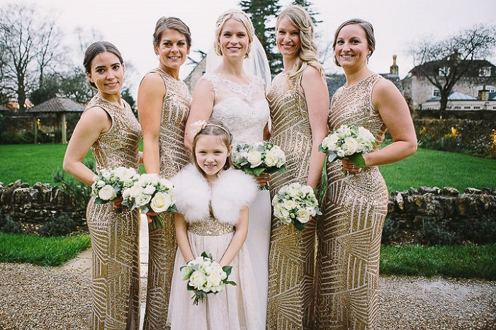 Get some glitter & glam to your wedding 2