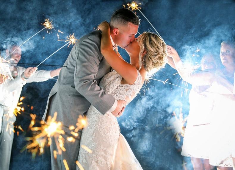 new year's eve weddings - 123WeddingCards