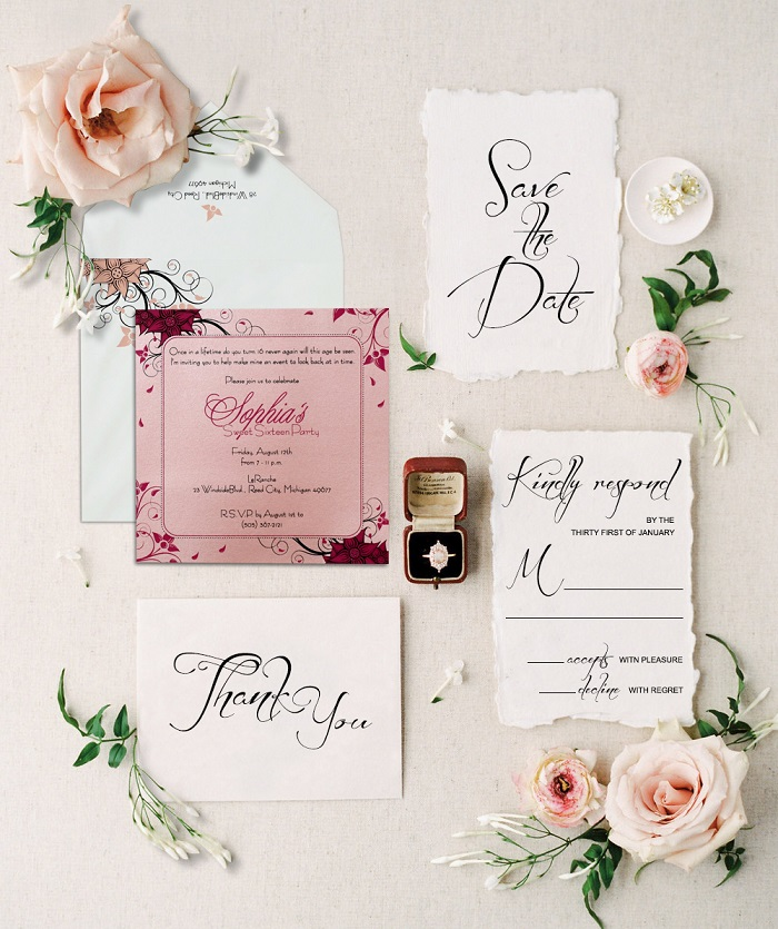 Party invitation by 123WeddingCards