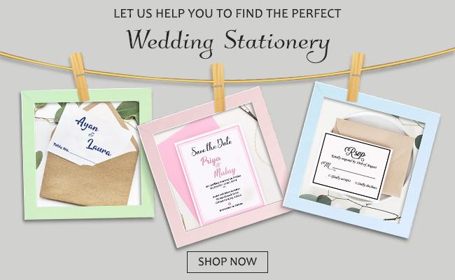 wedding invitation stationery