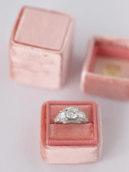 Hide the proposal ring in the boxes - 123WeddingCards