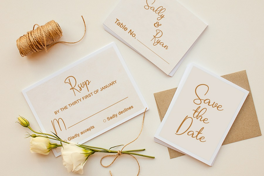 invitation Add-ons by 123WeddingCards