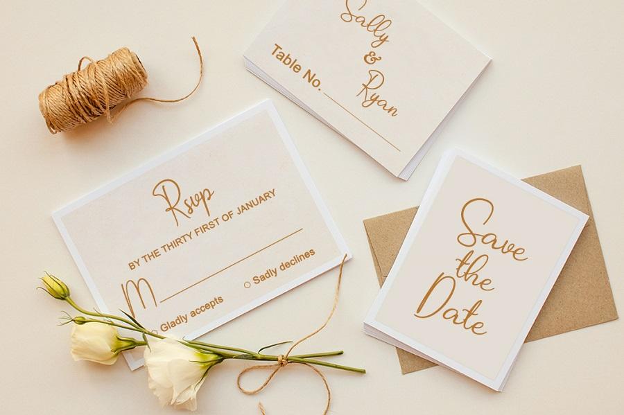 invitation Add-ons by 123WeddingCards