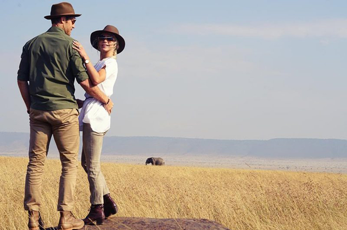 Honeymoon Outfits for Africa